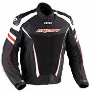 MS TEXTILE JACKET TYPHON RACE HP BLACK/WHITE/RED